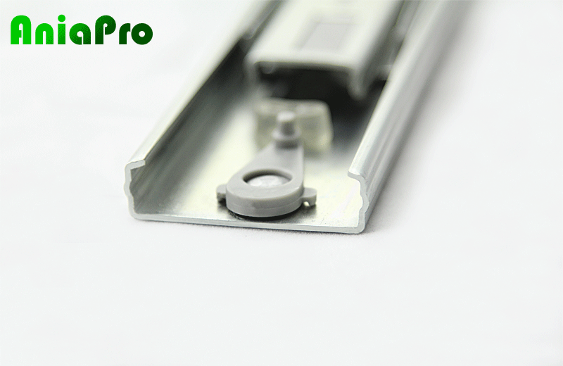 self-close part for drawer slide