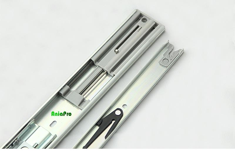 Soft Close drawer slide