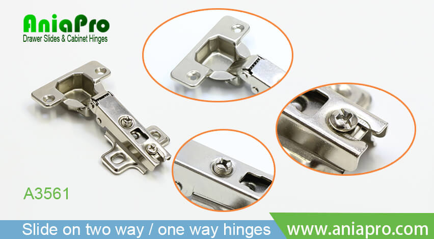 A3561 Slide-on normal-hinges-two-way hinges-one-way hinges-2