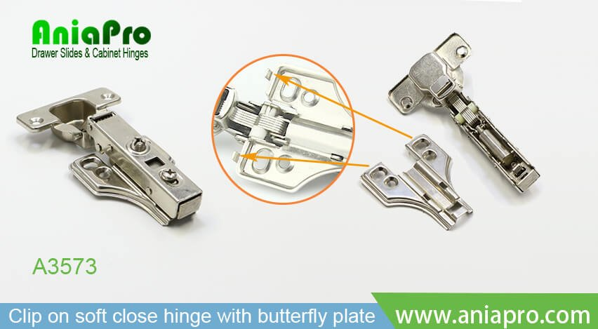 Clip-on-soft-close-concealed-cabinet-hinges-with-butterfly-plate-3-A3573